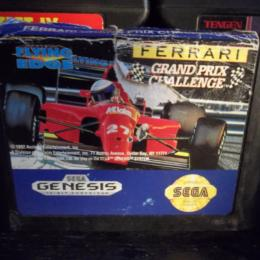 Ferrari Grand Prix Challenge, Flying Edge, 1992
