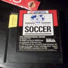 FIFA International Soccer, Electronic Arts, 1993