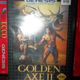 Golden Axe II, Sega, 1991