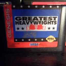 Greatest Heavyweights, Sega, 1993