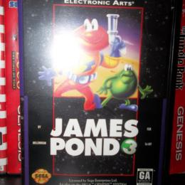 James Pond 3: Operation Starfish, Electronic Arts, 1993