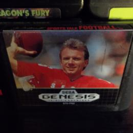 Joe Montana II: Sports Talk Football, Sega, 1991