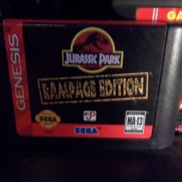 Jurassic Park: Rampage Edition, Sega, 1994