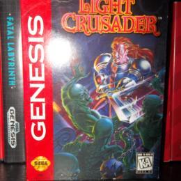 Light Crusader, Sega, 1995