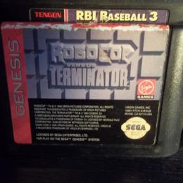 RoboCop vs. Terminator, Virgin Interactive, 1994