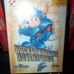 Rocket Knight Adventures, Konami, 1993