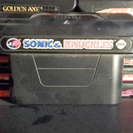 Sonic & Knuckles, Sega, 1994