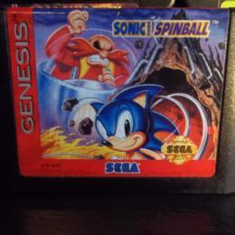 Sonic Spinball, Sega, 1993