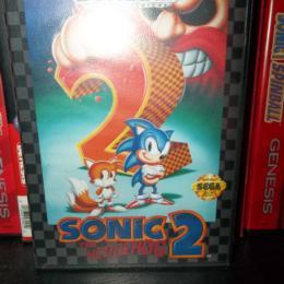 Sonic the Hedgehog 2, Sega, 1992