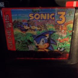 Sonic the Hedgehog 3, Sega, 1994