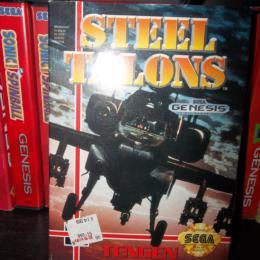 Steel Talons, Tengen, 1992