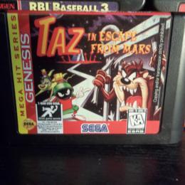 Taz in Escape from Mars, Sega, 1994