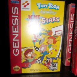 Tiny Toon Adventures: ACME All-Stars, Konami, 1994
