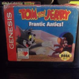Tom & Jerry: Frantic Antics, Hi Tech Expressions, 1993