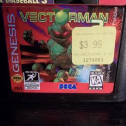 Vectorman 2, Sega, 1996