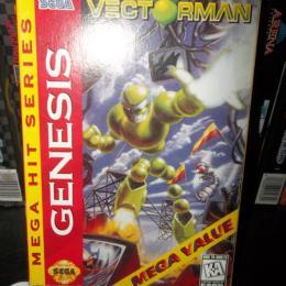 Vectorman, Sega, 1995