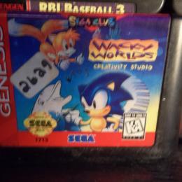 Wacky Worlds, Sega, 1995
