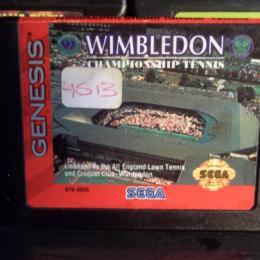 Wimbledon Championship Tennis, Sega, 1997