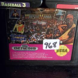 WWF Super WrestleMania, Acclaim, 1992