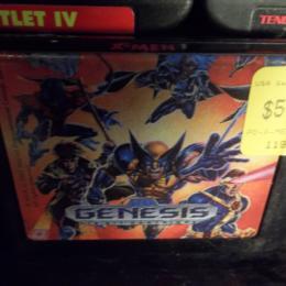 X-Men, Sega, 1993