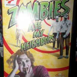 Zombies Ate My Neighbors, Konami, 1993
