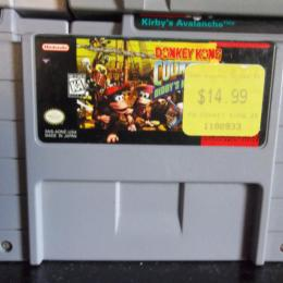 Donkey Kong Country 2: Diddy's Kong Quest, Nintendo, 1995