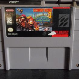 Donkey Kong Country 3: Dixie Kong's Double Trouble, Nintendo, 1996