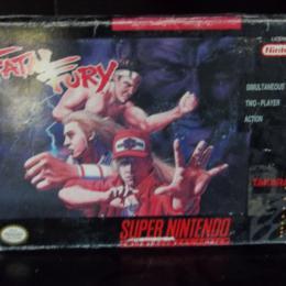 Fatal Fury, Takara, 1992