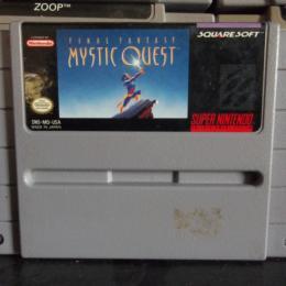 Final Fantasy: Mystic Quest, Squaresoft, 1992
