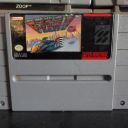 F-Zero, Nintendo, 1991
