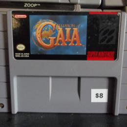 Illusion Of Gaia, Nintendo, 1994