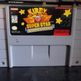 Kirby Super Star: 8 Games in One!, Nintendo, 1996