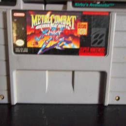 Metal Combat: Falcon's Revenge, Nintendo, 1993