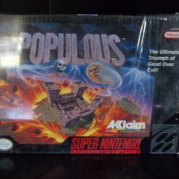 Populous, Acclaim, 1991