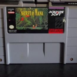 Secret of Mana, Squaresoft, 1993