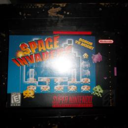 Space Invaders, Nintendo, 1997