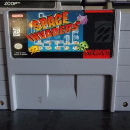 Space Invaders, Nintendo, 1997