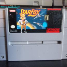 StarFox, Nintendo, 1993