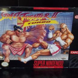 Street Fighter II Turbo, Capcom, 1993
