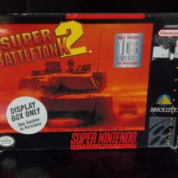 Super Battletank 2, Absolute, 1994