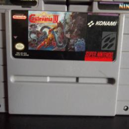 Super Castlevania IV, Konami, 1991