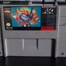 Super James Pond, Amer Softworks, 1993