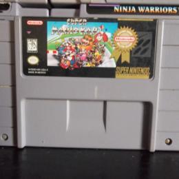 Super Mario Kart, Nintendo, 1992