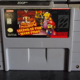 Super Mario RPG: Legend of the Seven Stars, Nintendo, 1996