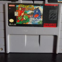 Super Mario World 2: Yoshi's Island, Nintendo, 1995