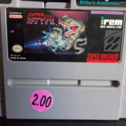 Super R-Type, IREM, 1991