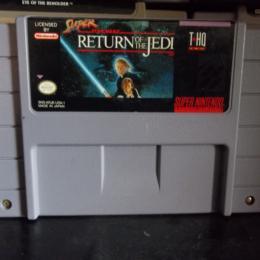 Super Star Wars: Return of the Jedi, JVC, 1994