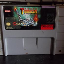 Super Turrican, Seika, 1993