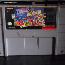 Tetris/Dr. Mario, Nintendo, 1994