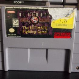 Ultimate Mortal Kombat 3, Williams, 1996